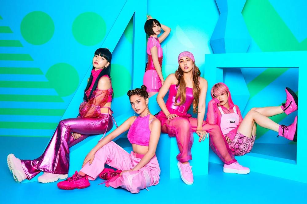 FAKY Grup Dance/Vocal Asal Jepang Merilis MV Terbaru