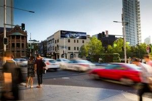 APN Outdoor first to market with Sydney CBD roadside Digital Billboard