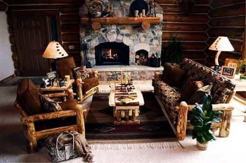 Muebles rústicos para decorar el hogar - Decora Ideas Muebles