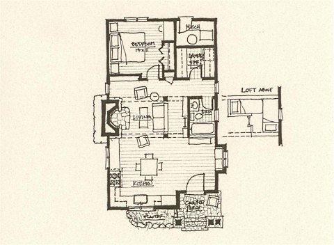 Storybook Cottage House Plans Storybook Cottage Cottage Floor Plans Storybook Homes