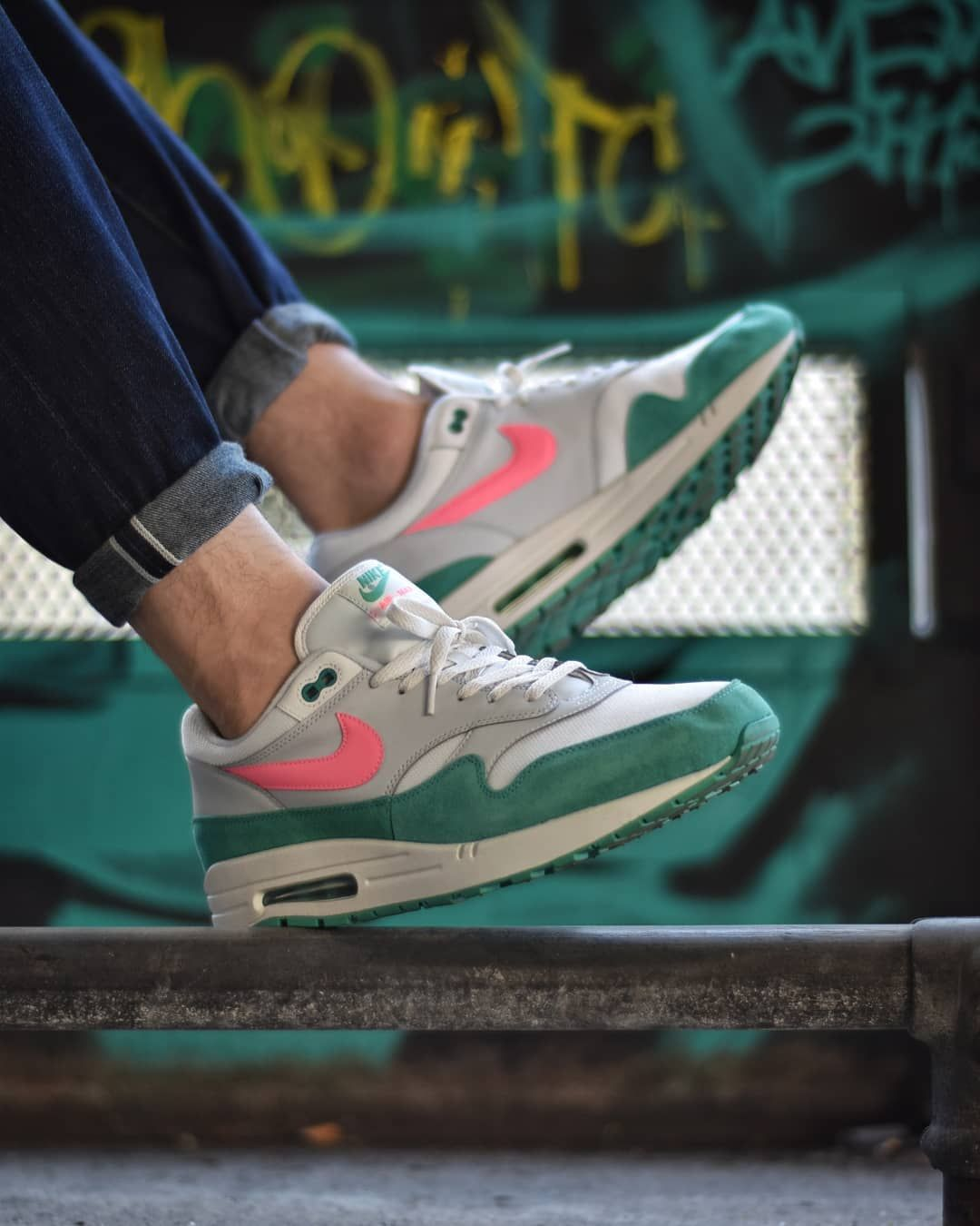 Nike Air Max 1 Watermelon (AH8145 106 ) South Beach USD 135