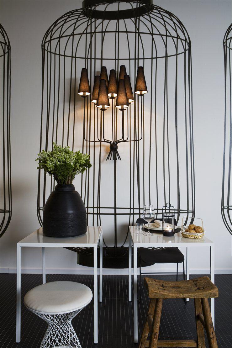 HOME DELICATE RESTAURANT  MILANO / ITALY / 2008 by  Logica Architettura #architecture #design #interiors
