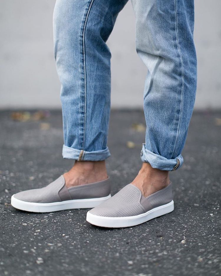 Slip on sneaker, Slip on sneakers