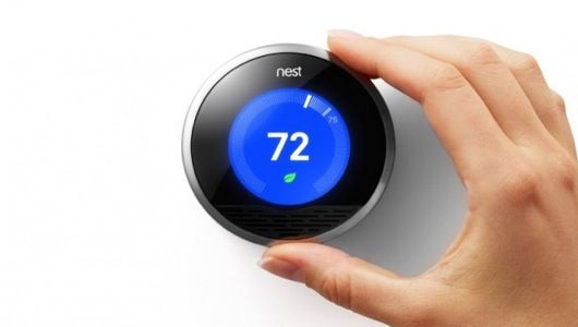 The Nest  A Thermostat That U0026 39 S Eager To Learn In Order To
