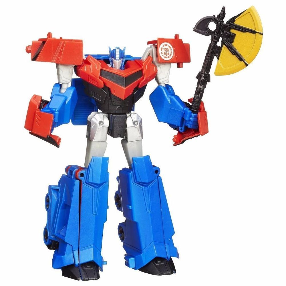 NEW Warrior Class Transformers Robots in Disguise RID