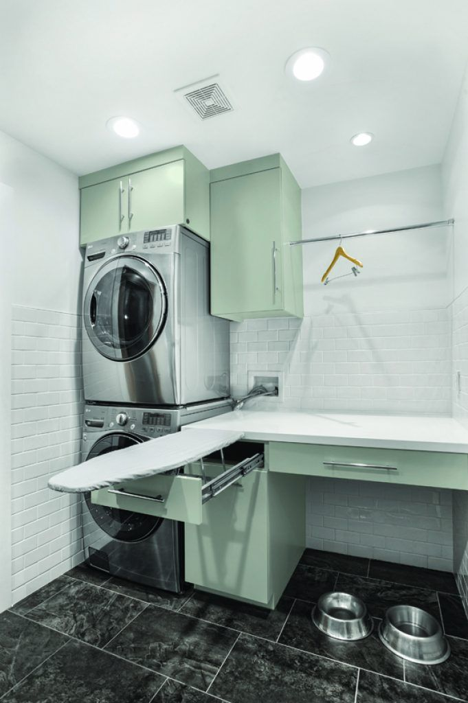 Space Saving Laundry Room 50 Beautiful and