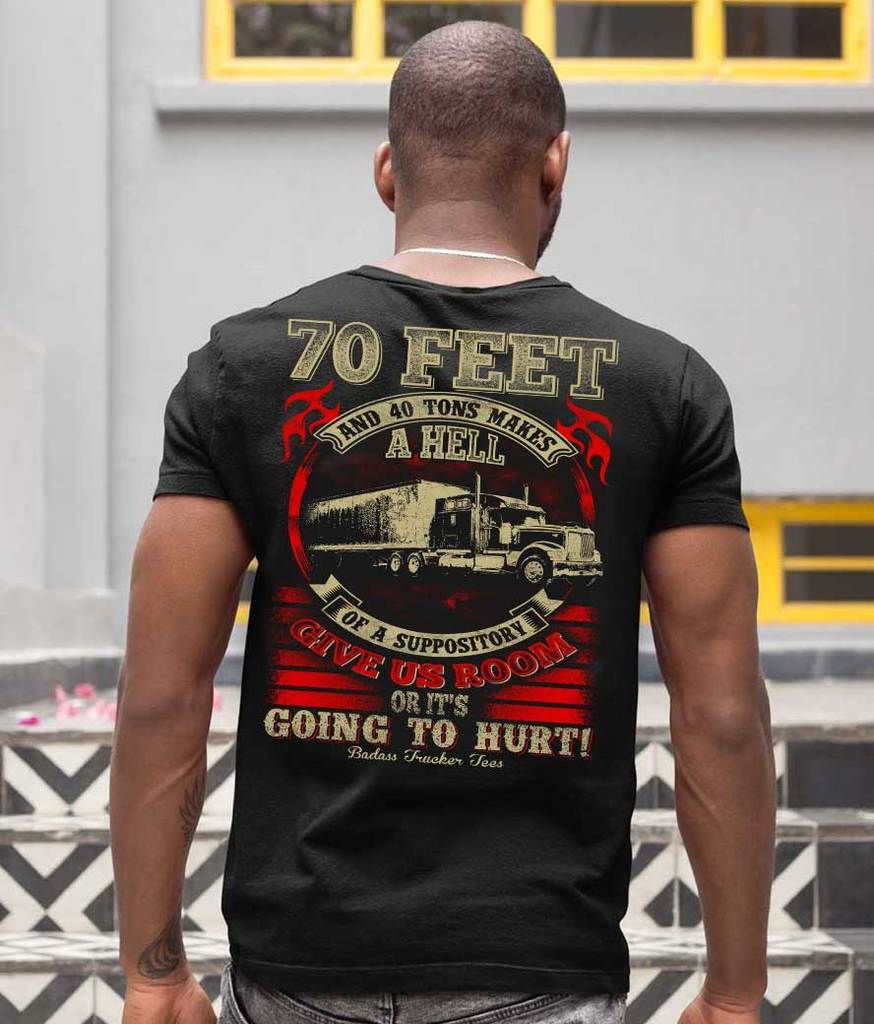 9967d225 Funny trucker shirts, funny truck driver shirts, trucker t-shirt sayings
