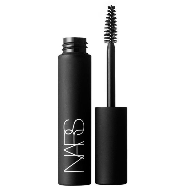 Nars Brow Gel ($24) ❤ liked on Polyvore featuring beauty products, makeup, eye makeup, beauty, mascara, cosmetics, fillers, saying, quotes and phrase