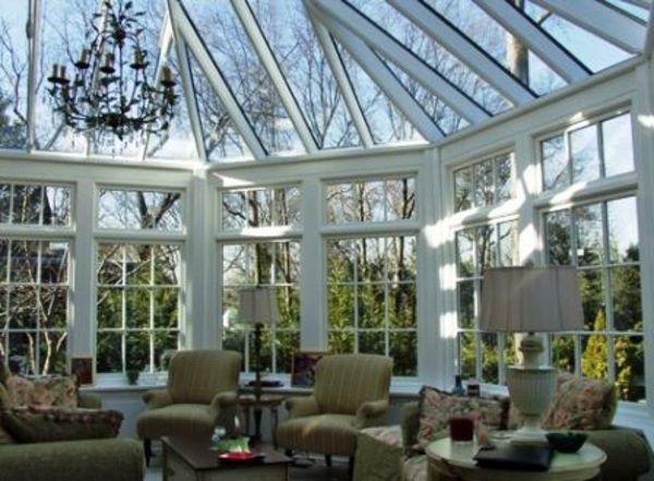 20 Winter Garden Design Ideas  Conservatory Pinterest