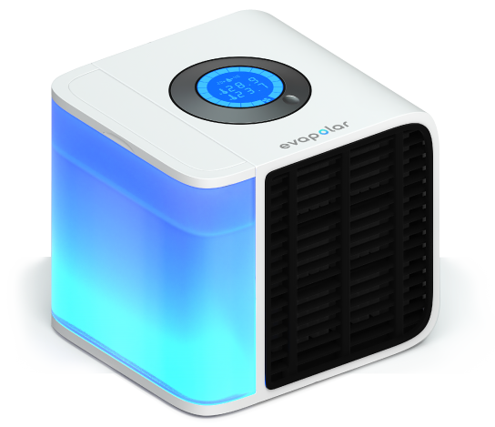 The First Personal AirConditioner in the World Smallest