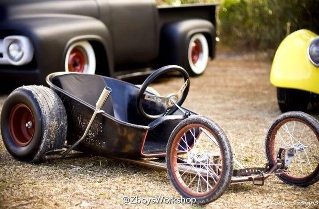 Wheel Barrow conversion - iFaceBlog com | Soapbox | Pedal