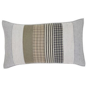 You will love the and #charm our Ashmont Quilted Luxury Sham gives your bed. https://www.uptowncasual.com/products/ashmont-quilted-luxury-sham-21x37 #uptownquiltedbedding