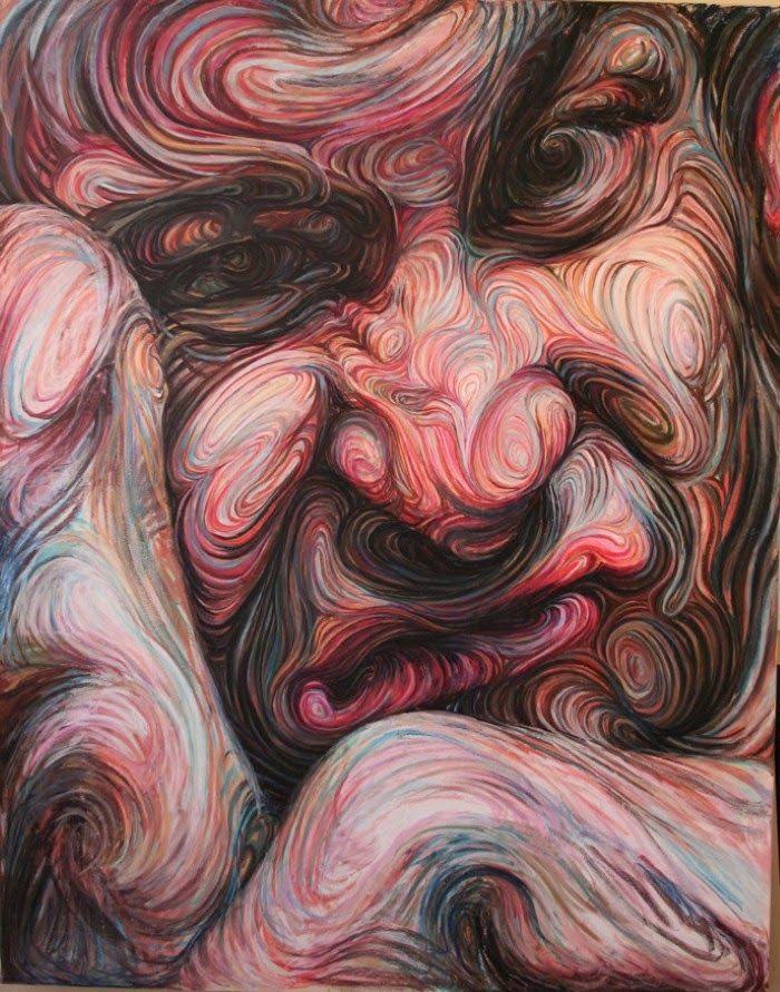 Картинки странных художников