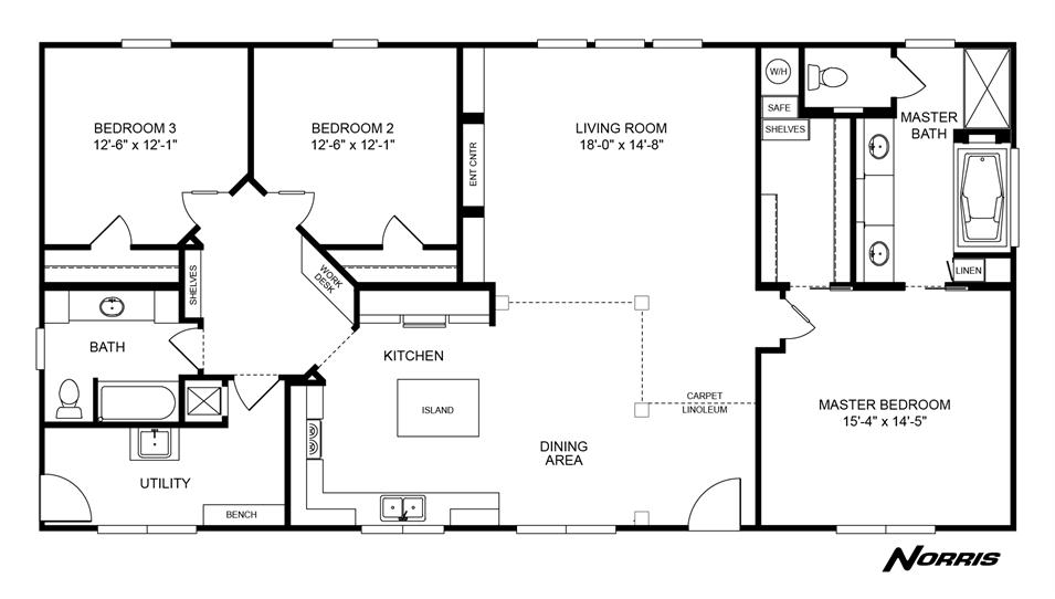 27spd32603ah Floor Plans House Floor Plans House Plans