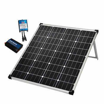 Coleman 90 W Solar Kit 229 99 Jan 17 Costco Solar Kit Roof Solar Panel Solar
