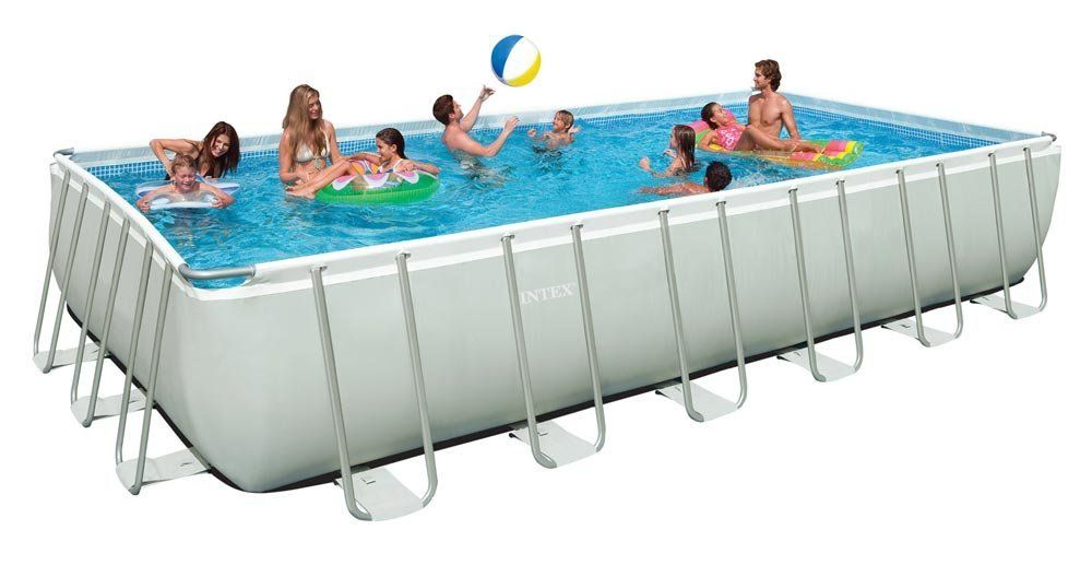 Intex Ultra Frame Pool Review | Home & Garden | Pinterest | Ground pools