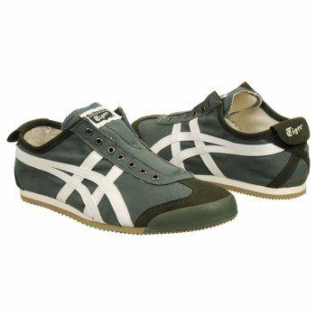 reputable site 823df 972e2 Onitsuka Tiger Mexico 66 Slip On Shoes (Hunter Green White) - Men s Shoes -  13.0 M