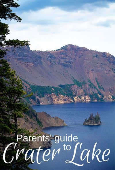 Parents' Guide to Crater Lake