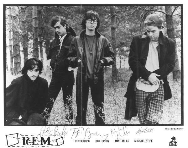 Pin by Eric Wolfson on Music  | Rem band, Music, Music Artists