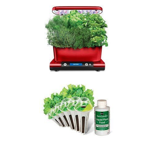 Aerogarden Harvest Elite With Gourmet Herb Seed Pod Kit 400 x 300