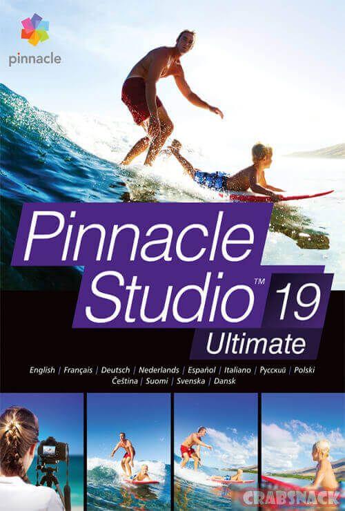 latest version of pinnacle studio