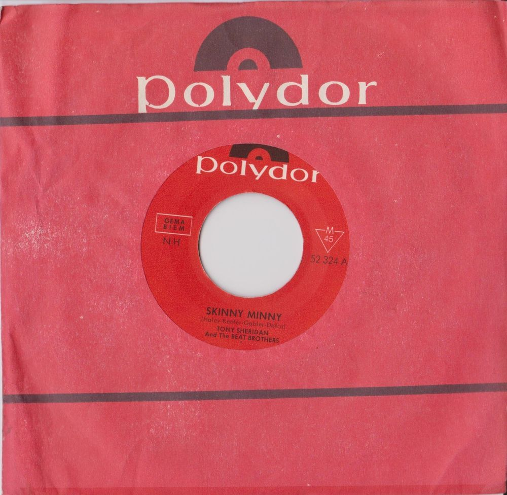 Details about tony sheridan beat brothers beatles
