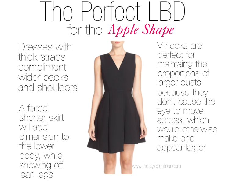 Tips To Find The Best LBD For Your Body Shape