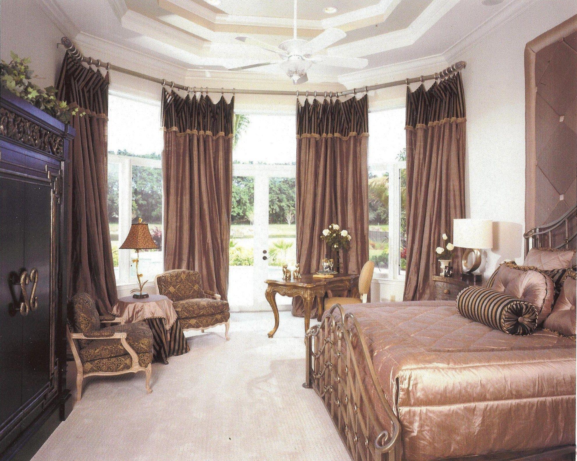 Master bedroom curtains  master bedroom ideas u Master Bedroom  Bedding  Pinterest