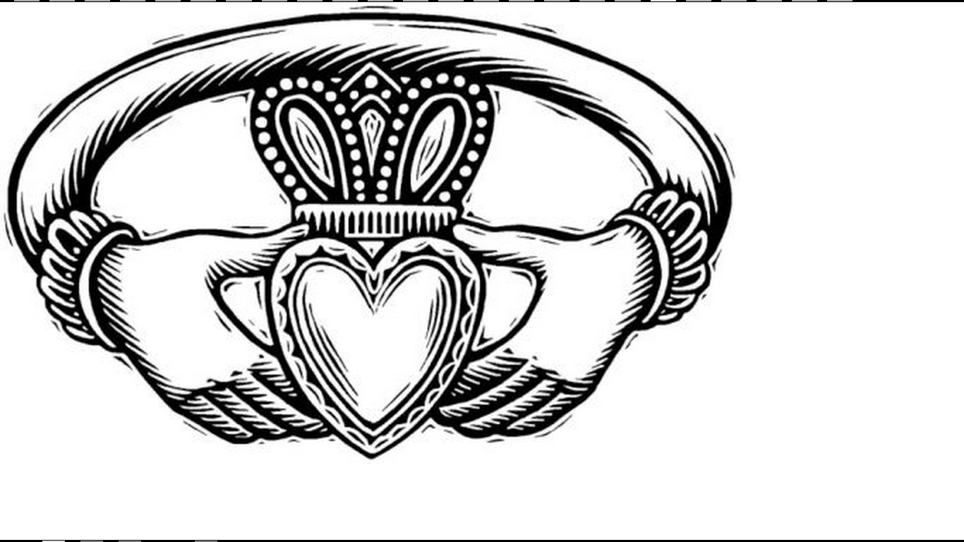 Ive always wanted a claddagh tatoo since the first time i saw one claddagh buycottarizona Choice Image