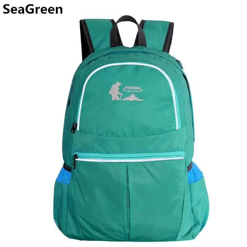 Sea to Sky-The Waterproof Highsee Backpack That Fits In Your Pocket-GoAmiroo Store