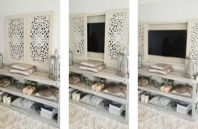 Photo of 20 Ways to Elegantly Decorate Around and Disguise Your TV