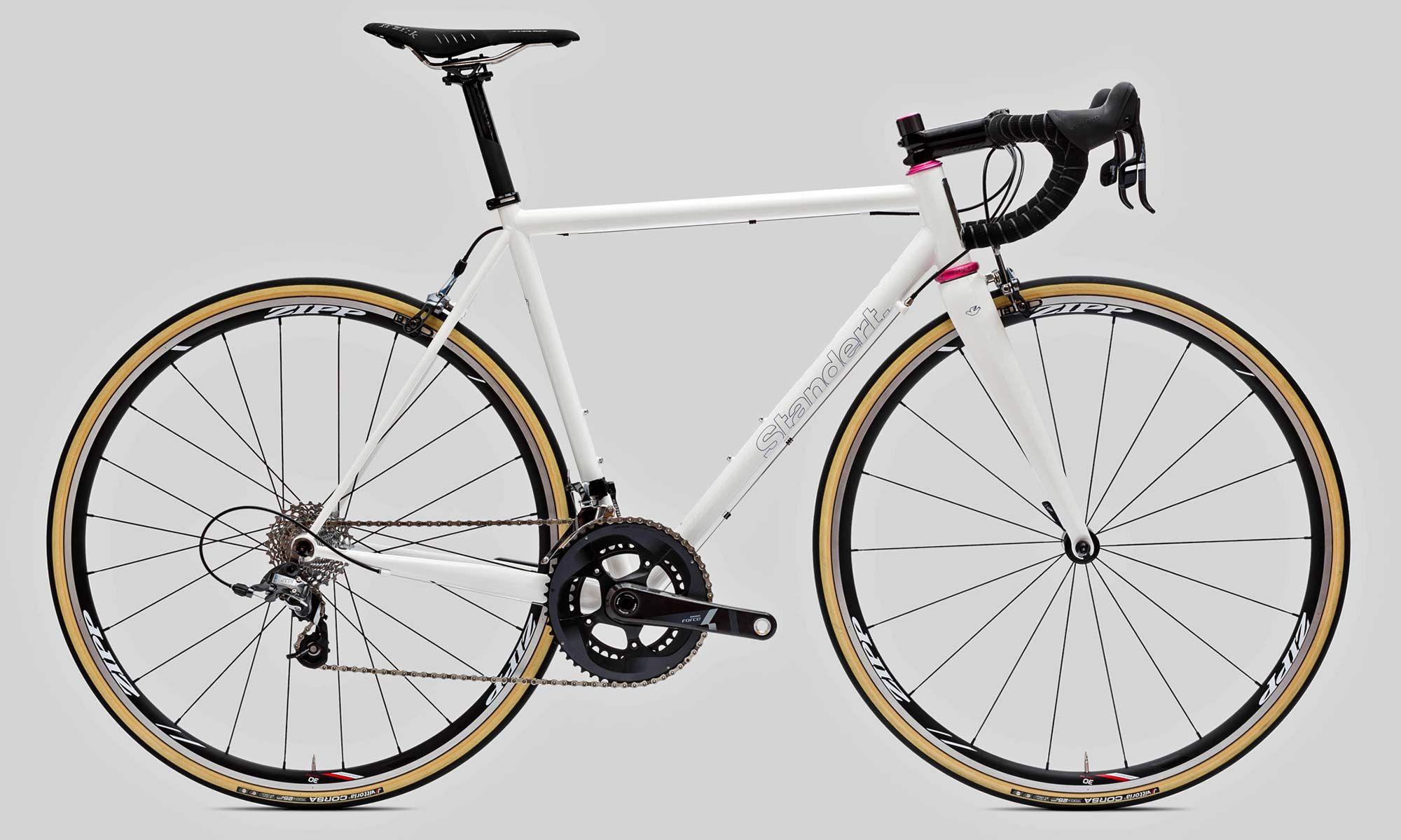Standert Triebwerk Mach3 Modern Steel Road Bike Updated Special