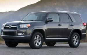 2011 Toyota 4runner For Sale >> New Model 4 Runner Not In The House But In The Garage