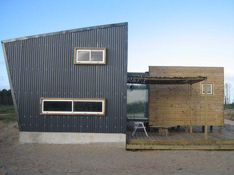 Casa en Punta del Diablo - Estudio RGB - Blog y Arquitectura
