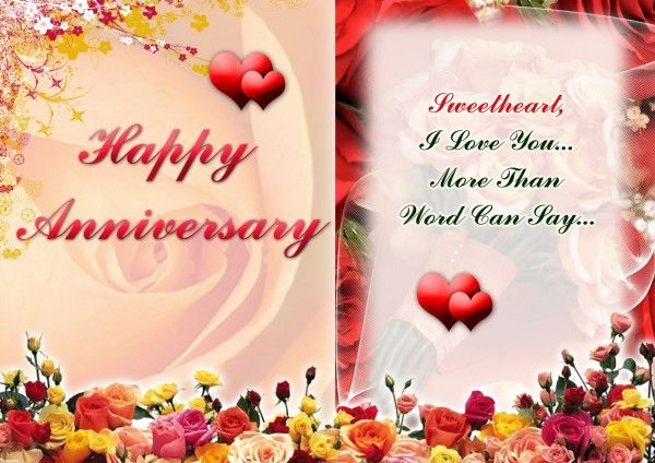 We have great collection of wedding anniversary wishes for mom and
