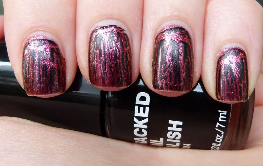Tip: H&M Cracked Nail Polish | Nagellakswatches | Pinterest ...