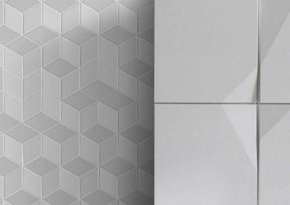 Modern futuristic bathroom wall tile designs pinterest