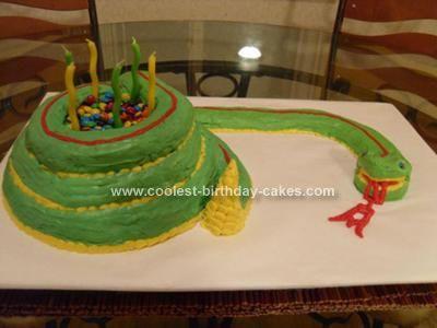 Lizard Shaped Cake Pan