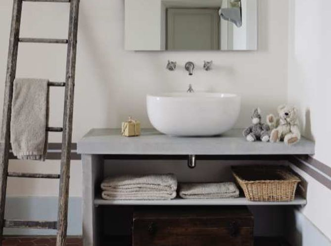 En Suite Bathrooms Rustic: FAVORITE PLACES & SPACES