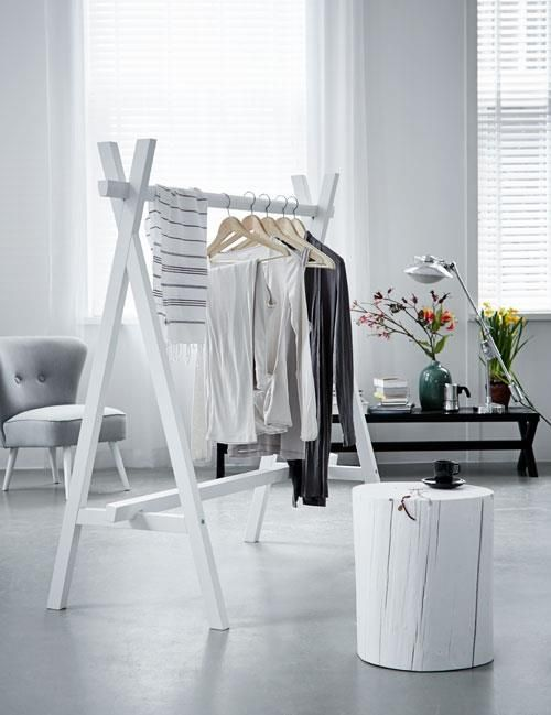 23 Amazingly Simple And Useful Diy Ideas Architecture Art Desings Daily Source For Inspiration And Fresh Diy Clothes Rack Home Decor Clothes Rack Design