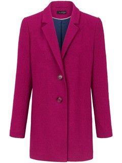 Lange jas roze | Products in 2019 | Fashion, Jackets, Women
