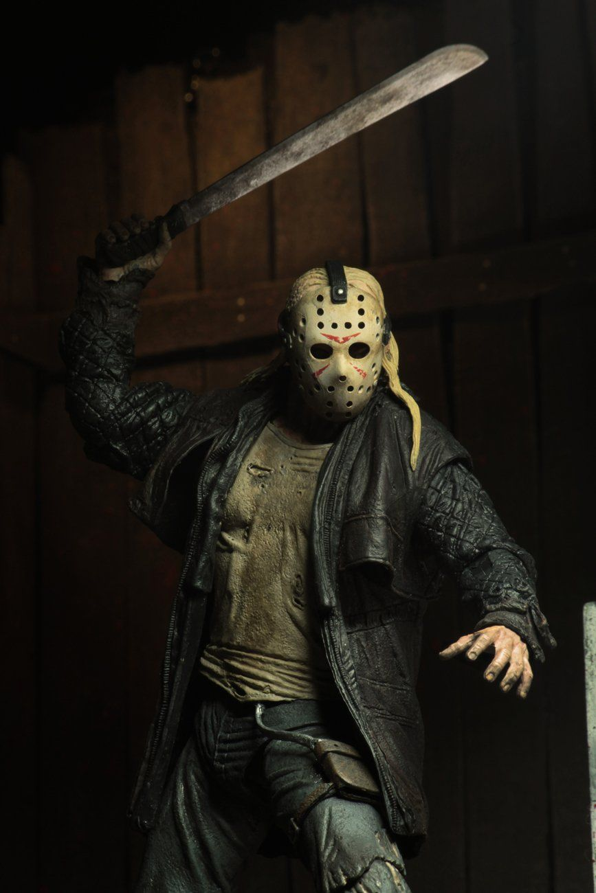 """NECA Friday the 13th 7"""" Scale Action Figure Ultimate"""