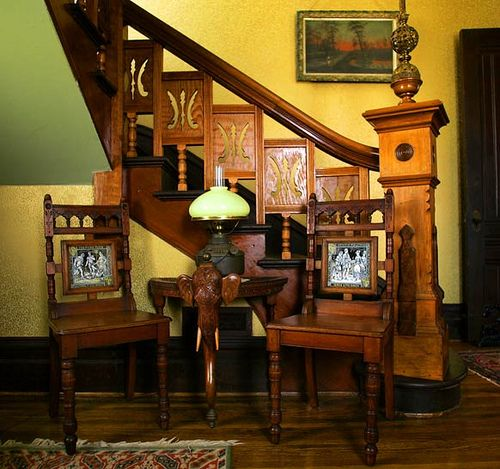 Tour Of The Charmed House Charmed House Halliwell Manor Flickr Photo Sharing Practical Magic House Charmed Tv Victorian Homes