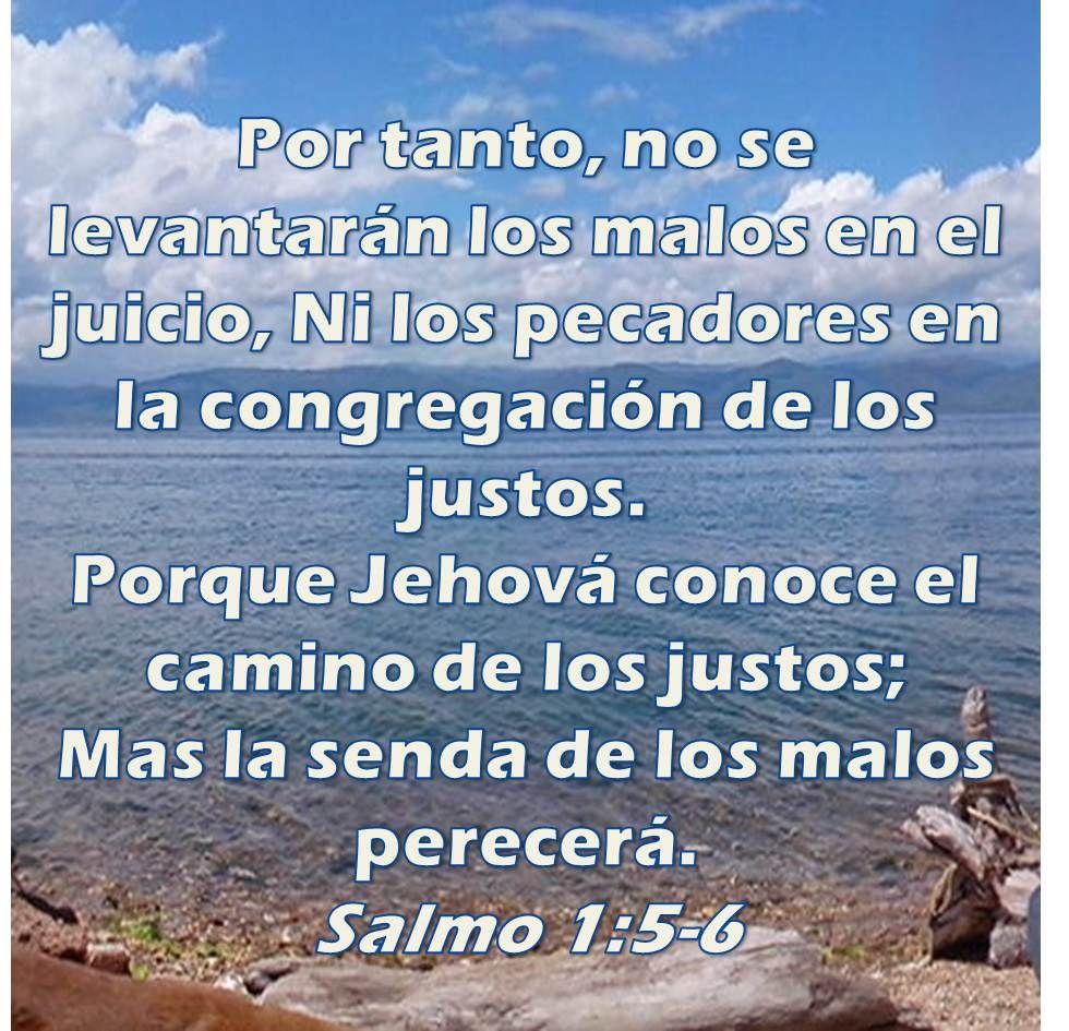 Salmo 1:5-6