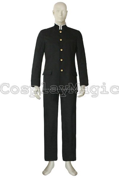 CosplayMagic.com -- Japanese Boy Formal School Uniform Cosplay Black ... fccaad9e7472f