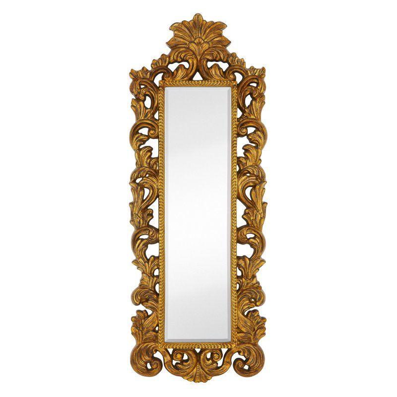 Majestic Tall Narrow Wall Mirror 2444 B Mirror Mirrors