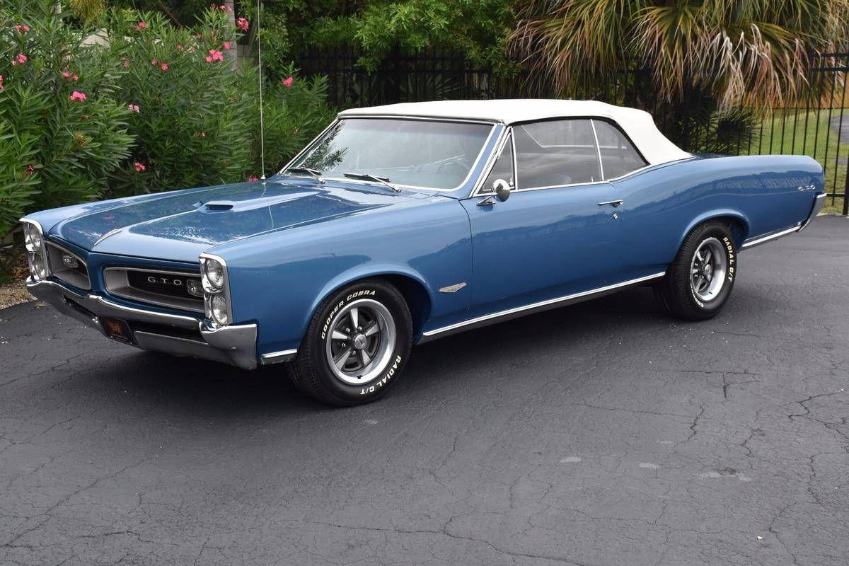 1966 Pontiac GTO for sale #1965879 - Hemmings Motor News | Pontiac ...