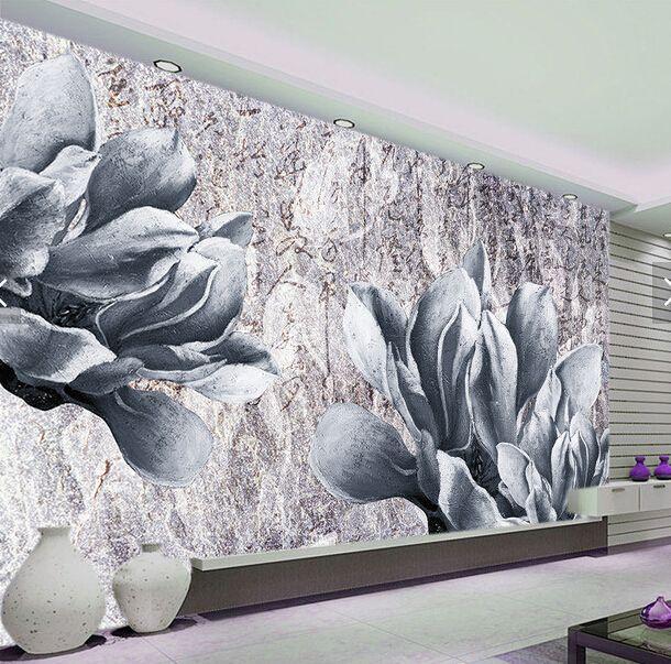 g nstige benutzerdefinierte 3d stereoskopische tapete. Black Bedroom Furniture Sets. Home Design Ideas