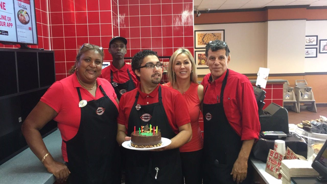 Happy birthday to our gm jose we love getting to