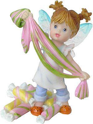 My Little Kitchen Fairies - Taffy Puller Fairie
